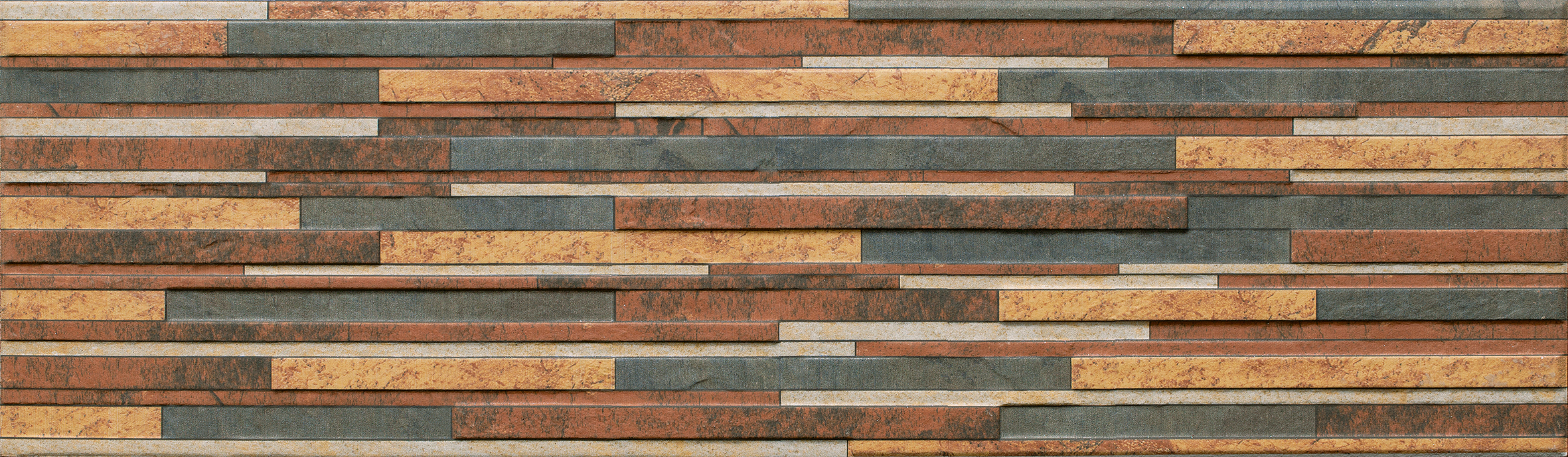 Zebrina Rust 600x175x9 mm